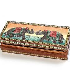 Buy Real Gem Stone Jewellery Box-009 jewellery-box online