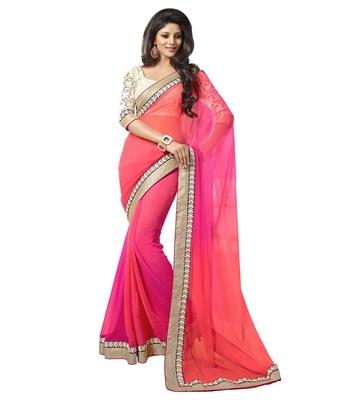 Indian Traditional Designer Partywear saree