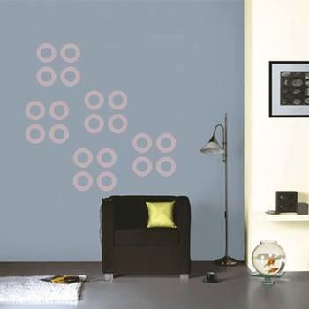 Circle abstract Wall decal