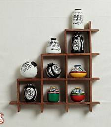 2% OFF Buy Wall Decor With Miniature Pots Eid Gift Online