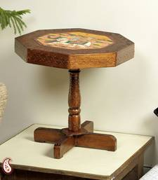 Buy Handsomely styled Octagon Side table with Murals other-home-accessory online
