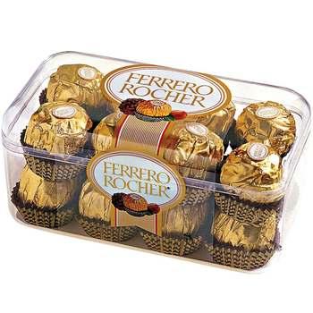 Swiss Ferrero Rocher 16 Piece Chocolate Gift Deepawali Gift 103
