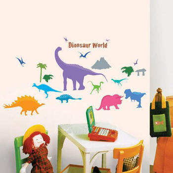Dinoosaur World For Kids