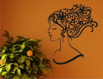 The Chick Wall decal