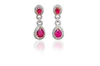 Indian Fashion Women Elegant earrings