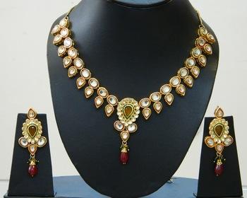 Enhance Your Look. Huge Collection of Kundan Pendants