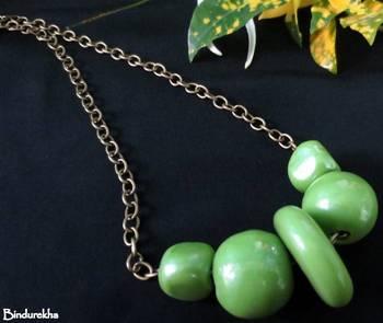 Green_Glass_Stone_Beads_Chain