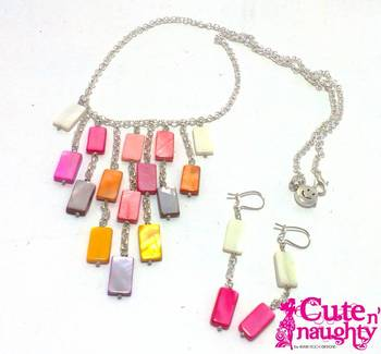 Color Me Crazy Necklace