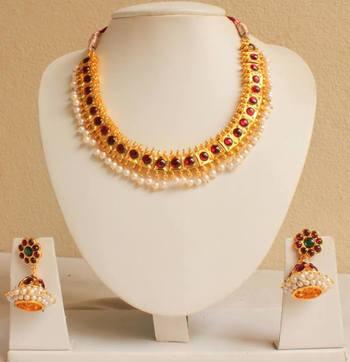 Royal Kemp Necklace Set
