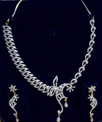 Designer AD-CAD Necklace 011