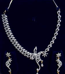Buy Designer AD-CAD Necklace 011 necklace-set online