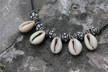 Cowri Shell Necklace