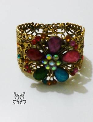 Multi colored Fancy Bracelet