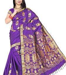 Latest Ethnic Silk Saree Party Wear Wedding Wear Saree PS209 shop online
