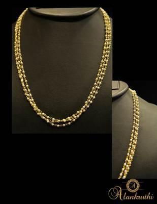 Alankruthi Pearl Necklace Set 4