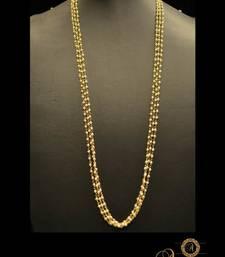 Buy Alankruthi Pearl Necklace Set 6 Necklace online