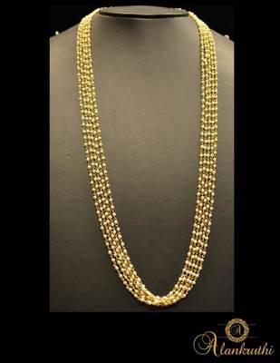 Alankruthi Pearl Necklace Set 7