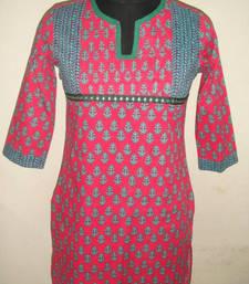 Buy Printed kurti kurtas-and-kurti online