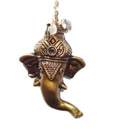 Buy Beingwomen  Lord ganesha Keychain K4 key-chain online