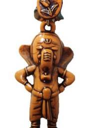 Buy Beingwomen Cute Ganeshji Keychain K5 key-chain online