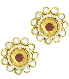 Buy Ethnic Indian Bollywood Fashion Jewelry Set Stud Earrings danglers-drop online