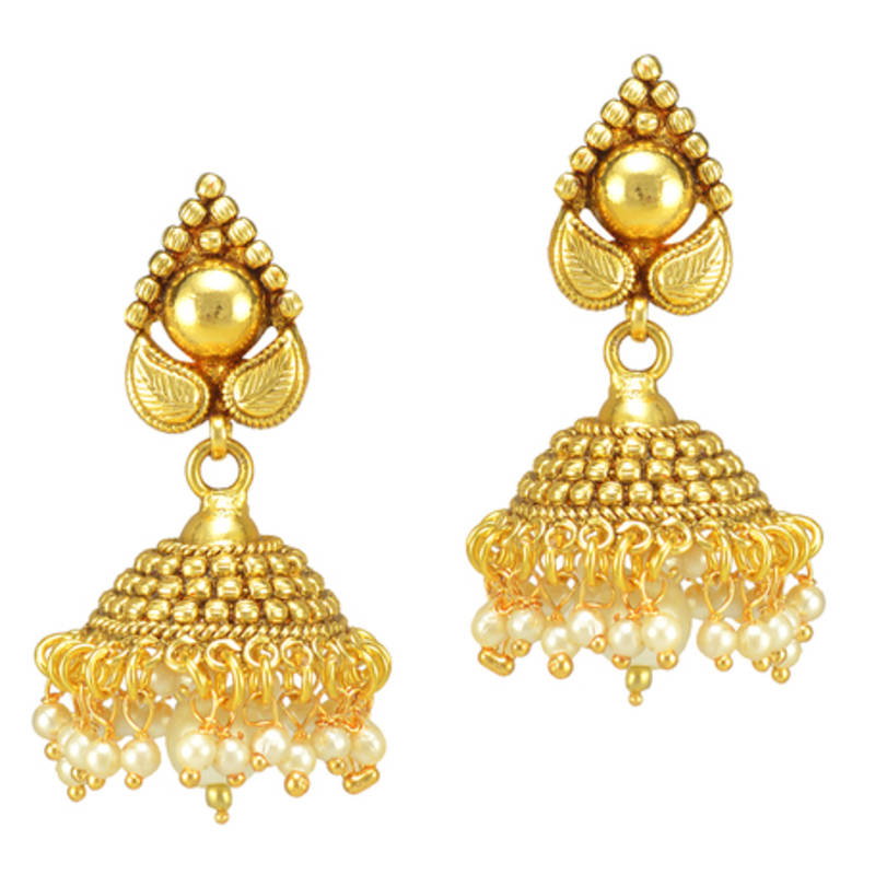 Ethnic Indian Jewelry Gold Necklace Set: Buy Ethnic Indian Bollywood Fashion Jewelry Set Gold Tone