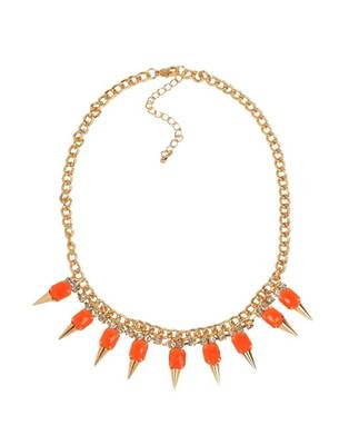 Orange Jelly Necklace
