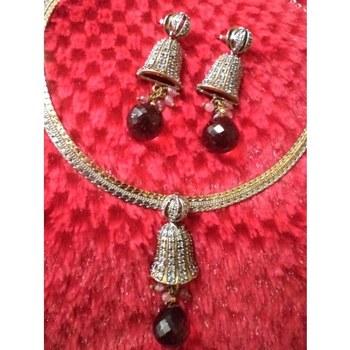 Secret Necklace Set-Aliff Lailaa-110172