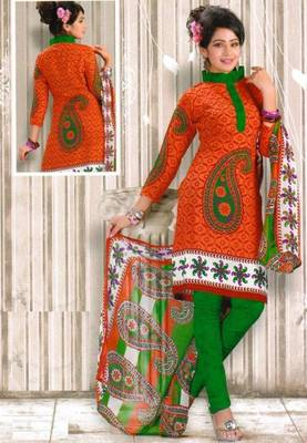 Crepe dress material elegant designer unstitched salwar suit d.no RG1029