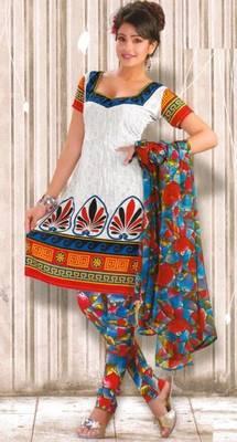 Crepe dress material elegant designer unstitched salwar suit d.no RG1031