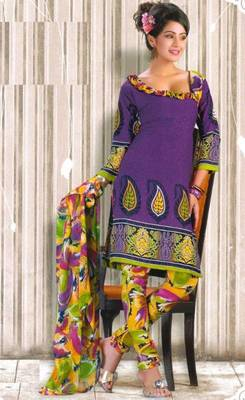 Crepe dress material elegant designer unstitched salwar suit d.no RG1034