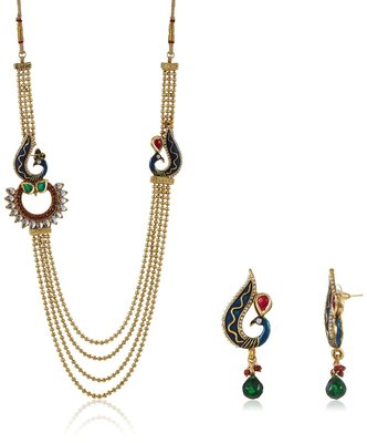 Ethenic Jewel Set-RAS0001