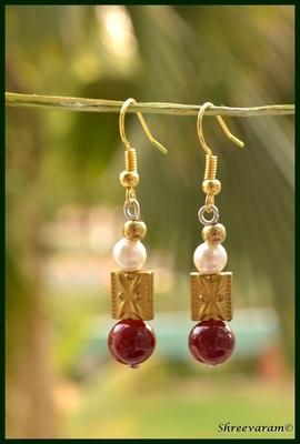 Candy Love Pretty Colourful earrings