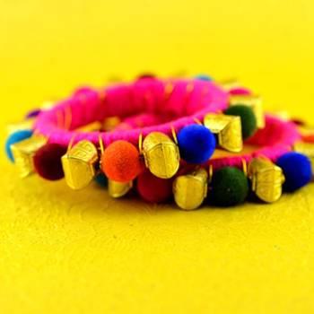 hand made bracelet size-2.6
