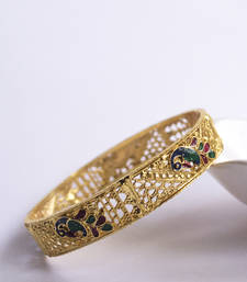 Buy Gold Bangles bangles-and-bracelet online