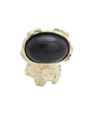 YSL Inspired Ring- Black