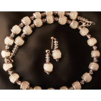 Elegant Necklace Set - 090155