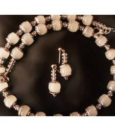 Buy Elegant Necklace Set - 090155 Necklace online
