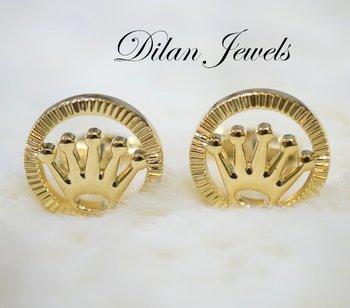 Rolex Gold Cuffs