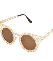 Buy Dazzle Gold Sunglasses other-apparel online