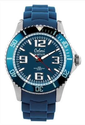 Cool Steel Navy Blue