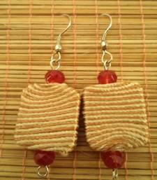 Buy Square Earrings-Aliff Lailaa-0108 danglers-drop online