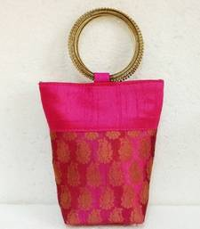 Buy Party,Mehendi,mehndi,marriage,gifting, purse, gift, Ethnic, Handmade,Indian,bag,patchwork,traditional clutch online