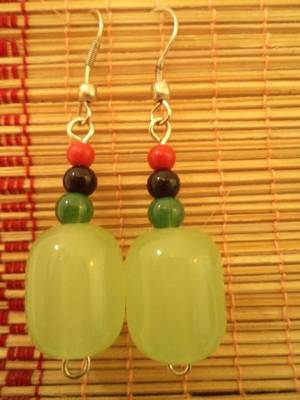 Bundle of Colors Earrings-Aliff Lailaa-03056