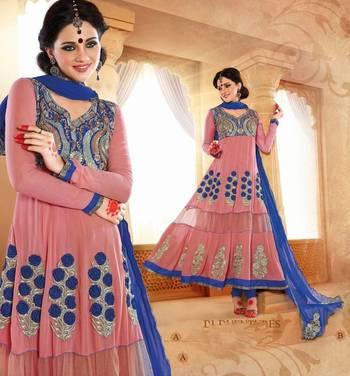 Shilpmantra's Anarkali Style Designer Dress