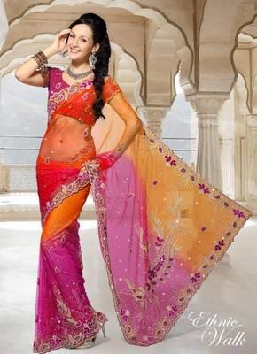 Shilpmantra's Handwork Designer Saree