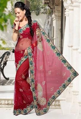 Shilpmantra's Heavy Work Designer Saree