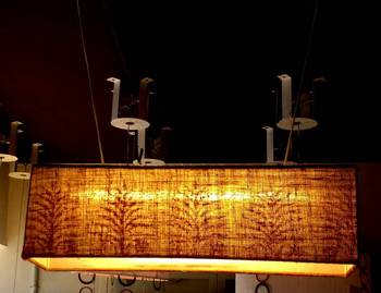 RECTANGULAR - Hanging light