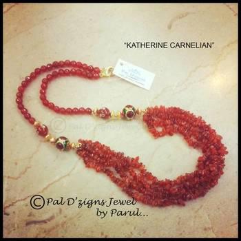 Katherine - Carnelian