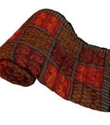 Jaipuri Print Cotton Double Bed Razai razais